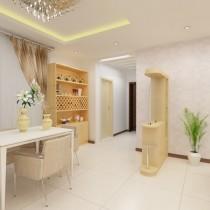两室一厅客厅装修效果图大全1