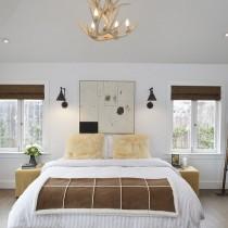 两房一厅简约清新的卧室装修效果图大全2012图片4