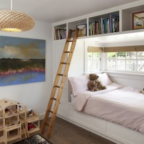 两房一厅简约清新的卧室装修效果图大全2012图片3