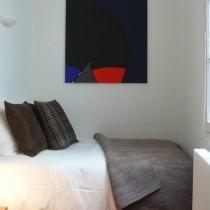 40平米小户型简约风格卧室装修效果图大全2012图片3