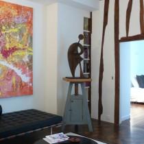 40平米小户型简约风格卧室装修效果图大全2012图片2
