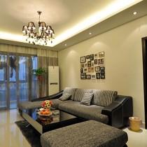 两室一厅客厅装修效果图大全2012图片5
