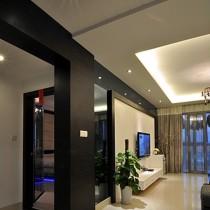 两室一厅客厅装修效果图大全2012图片3