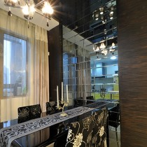 两室一厅客厅装修效果图大全2012图片2
