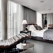 两室两厅时尚卧室飘窗装修效果图大全2012图片5