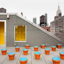 两室两厅时尚卧室飘窗装修效果图大全2012图片2