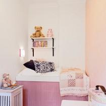 二室二厅清新客厅装修效果图大全2012图片6