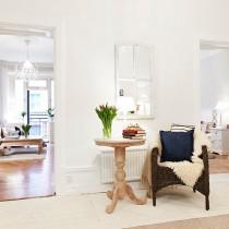 二室二厅清新客厅装修效果图大全2012图片4