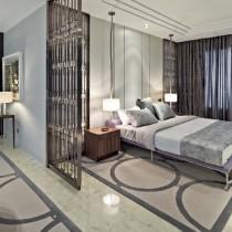 素雅内敛的客厅装修效果图大全2012图片6
