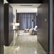 素雅内敛的客厅装修效果图大全2012图片5