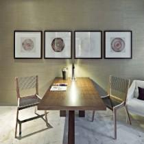 素雅内敛的客厅装修效果图大全2012图片3