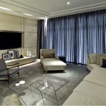 素雅内敛的客厅装修效果图大全2012图片1