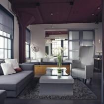 两房一厅打造欧式简约卧室装修效果图大全2012图片3