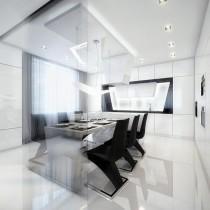 客厅天花板吊顶贴图欣赏3