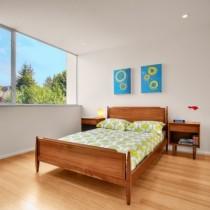 二居室欧式风格卧室装修效果图大全2012图片8