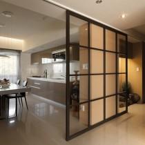 两房两厅客厅装修效果图大全2012图片5