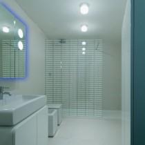 朦胧梦幻的二居室客厅吊顶装修效果图大全2012图片2