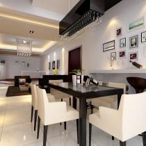 餐厅客厅装修效果图片欣赏2