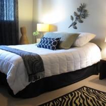 两室一厅卧室装修效果图大全5