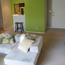 两室一厅卧室装修效果图大全4