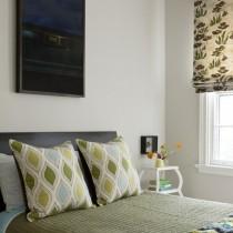 两房一厅装修图片 小卧室装修效果图3