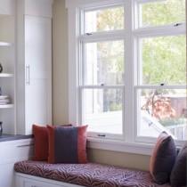 餐厅飘窗装修效果图 现代风格飘窗设计图3