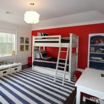 20平米儿童房装修效果图大全2013图片10
