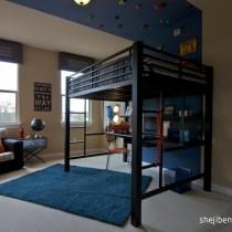 20平米儿童房装修效果图大全2013图片5