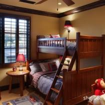 20平米儿童房装修效果图大全2013图片3