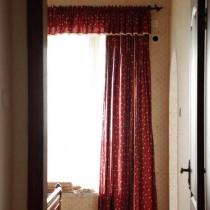 客厅窗帘装修效果图  2012年新款窗帘8