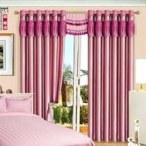 客厅窗帘装修效果图  2012年新款窗帘6