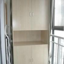 开放式阳台装饰1
