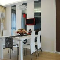 两室一厅90平装修卧室效果图1