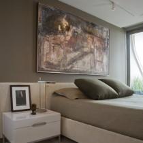 两室一厅90平装修客厅效果图欣赏3