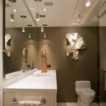 两室一厅90平装修客厅效果图欣赏2