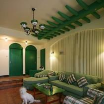 2012小客厅装修效果图 10款冬季最新客厅装修效果图6