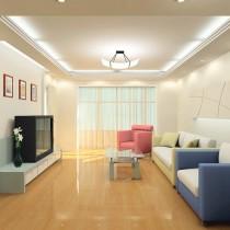 2012小客厅装修效果图 10款冬季最新客厅装修效果图4