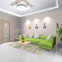 2012小客厅装修效果图 10款冬季最新客厅装修效果图3