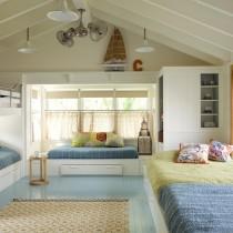 顶层阁楼儿童房卧室装修效果图大全2012图片5
