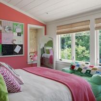 顶层阁楼儿童房卧室装修效果图大全2012图片4