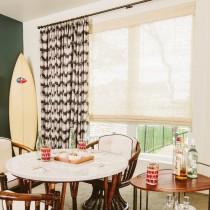 简约餐厅装修效果图 小餐厅吊顶效果图3