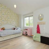 儿童房装修效果图大全2012图片  2012儿童房背景墙装修效果图9
