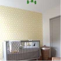 儿童房装修效果图大全2012图片  2012儿童房背景墙装修效果图8