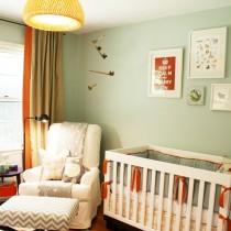儿童房装修效果图大全2012图片  2012儿童房背景墙装修效果图7