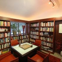 小书房布置装修效果图6
