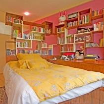 小书房布置装修效果图4