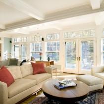两室客厅装修效果图大全2012图片5