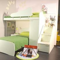 2013最新儿童房窗帘装修效果图5