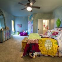 儿童双人卧室装修风格效果图5
