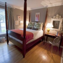 儿童双人卧室装修风格效果图3
